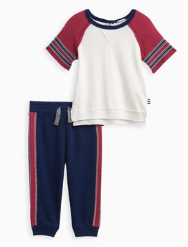 Splendid Baby Boy Raglan Set
