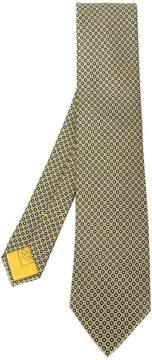 Brioni patterned tie