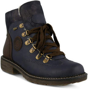 Spring Step Sine Womens Water Resistant Hiking Boots