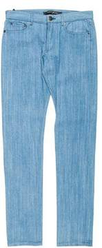 Timo Weiland Mid-Rise Straight-Leg Jeans