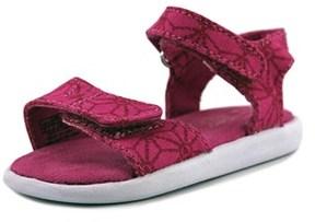 Toms Strappy Sandal Infant Us 4 Pink Slingback Sandal.