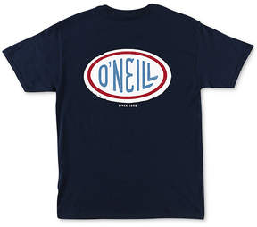 O'Neill Men's Gasser Logo-Print T-Shirt