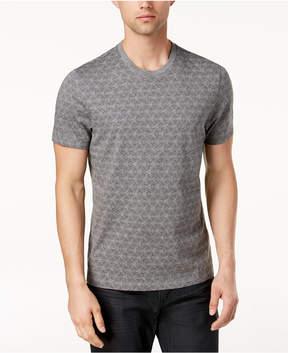 Alfani Men's Geo-Print T-Shirt, Created for Macy's