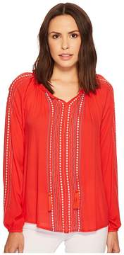 Ariat Shawna Top Women's Long Sleeve Pullover