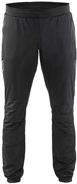 Craft Black Intensity Three-Quarter Zip Pants - Men