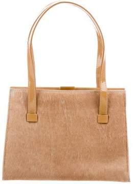Lambertson Truex Ponyhair Handle Bag