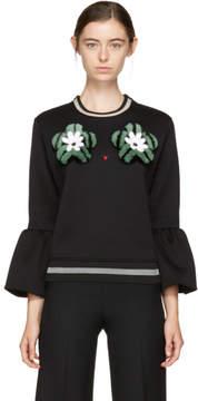 Fendi Black Wonders Sweatshirt