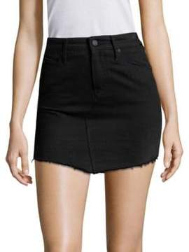 RtA Simone Denim Mini Skirt