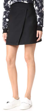 Carven Wool Skirt