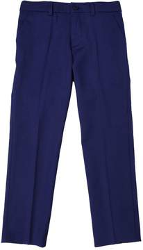 Paul Smith Wool Gabardine Chino Pants