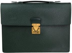 Louis Vuitton Monceau leather satchel
