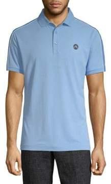 J. Lindeberg Logo Short-Sleeve Polo