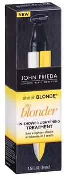 John Frieda Sheer Blonde Go Blonder Lightening In Shower Treatment