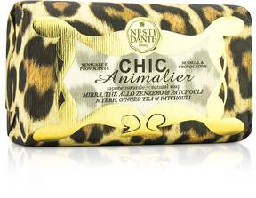 Nesti Dante Chic Animalier Natural Soap - Myrrh, Ginger Tea & Patchouli