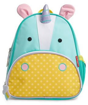 Skip Hop Toddler Zoo Pack Backpack - Yellow