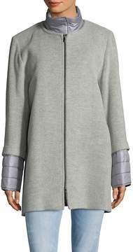 Cinzia Rocca Women's Zip Crewneck Jacket