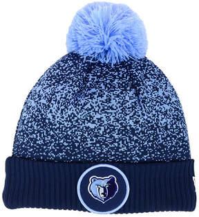 New Era Memphis Grizzlies On-Court Collection Pom Knit Hat
