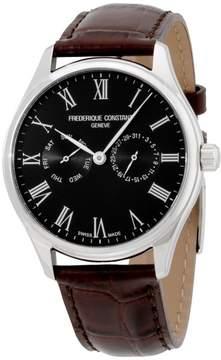 Frederique Constant Classics FC259BR5B6DBR Stainless Steel Quartz 40mm Mens Watch