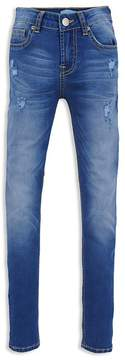 7 For All Mankind Girls' The Skinny Jeans - Big Kid