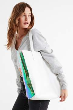 Urban Outfitters Clear Gusset Tote Bag