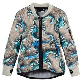 Molo Scorpions Ulas Soft Shell Jacket