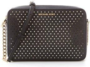 MICHAEL Michael Kors East/West Cross-Body Bag - BLACK - STYLE