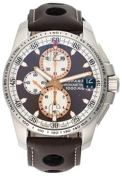 Chopard Mille Miglia Stainless Steel & Leather Automatic 47mm Mens Watch