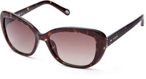 Fossil Vanhorn Butterfly Sunglasses