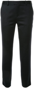 ESTNATION tailored cropped trousers