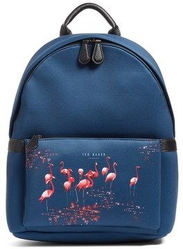 Ted Baker Print Backpack