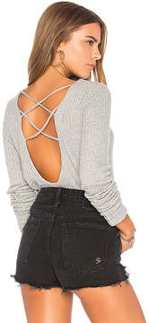 Chaser Thermal Strappy Tee