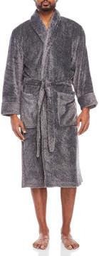 Daniel Buchler Plush Shawl Collar Robe
