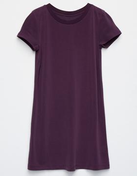 Full Tilt Mineral Wash Girls T-Shirt Dress