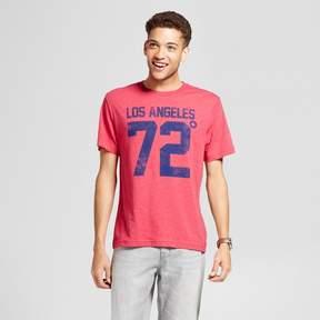 Awake Men's California LA 72 T-Shirt Red