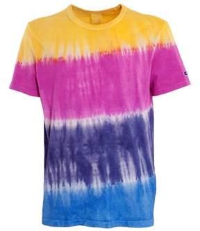 Champion Men's Multicolor Cotton T-shirt.