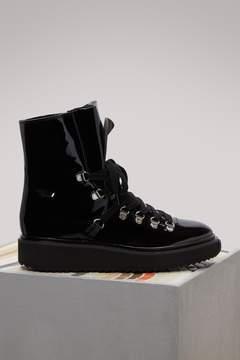 Kenzo Alaska Ankle Boots