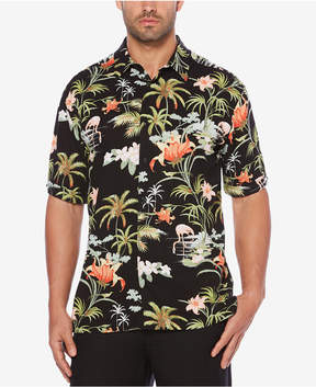 Cubavera Men's Floral-Print Shirt
