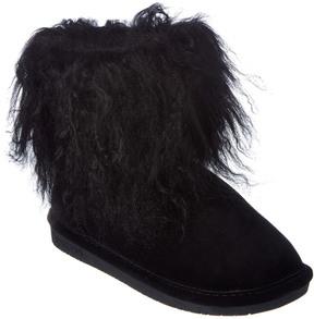 BearPaw Women's Exotics Boo Suede Boot