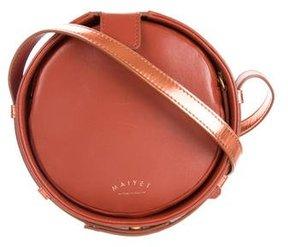 Maiyet Metallic-Accented Saddle Bag