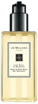 Jo Malone TM) Lime Basil & Mandarin Body & Hand Wash