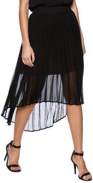 Blvd Chiffon Skirt