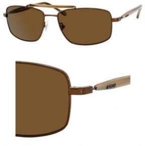 Fossil Sunglasses Barry/S 6ZMP Shiny Bronze