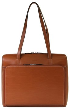 Lodis 'Audrey Collection - Organizer' Tote With Shoulder Strap - Brown