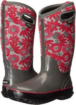 Bogs Classic Watercolor Tall Women's Rain Boots