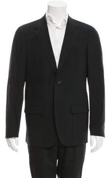 John Richmond Virgin Wool Two-Button Blazer w/ Tags