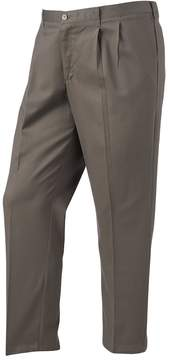 Lee Big & Tall Relaxed-Fit Pleated Pants