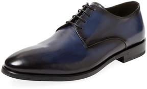 Antonio Maurizi Men's Leather Derby Shoe