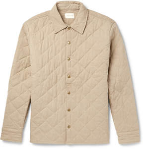Simon Miller Quilted Cotton Jacket
