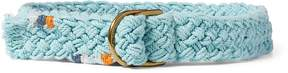 Ralph Lauren Braided Cotton Belt