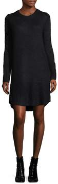 Velvet by Graham & Spencer Crew Sweater Dress